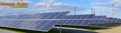 Φωτοβολταϊκός Σταθμός 100kWp - Άνω Αγιάννης Πιερίας 2012