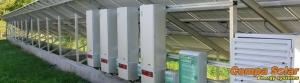 Φωτοβολταϊκός Σταθμός 41,4kWp - ΒΙ.ΠΕ. Λιτοχώρου 2012