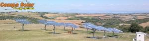 Φωτοβολταϊκός Σταθμός 40kWp Αλώνια Πιερίας